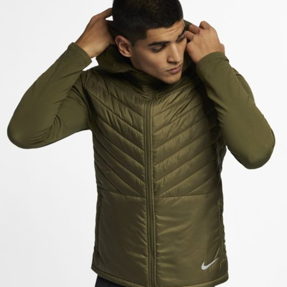 Nike Men's AeroLayer Thermore Insulated Vest